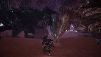 Screenshot4 - Monster Hunter: World