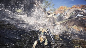 Screenshot6 - Monster Hunter: World