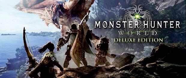 Monster Hunter: World - Deluxe Edition