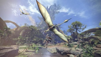 Screenshot2 - Monster Hunter: World - Deluxe Edition