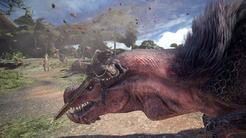 Screenshot7 - Monster Hunter: World - Deluxe Edition