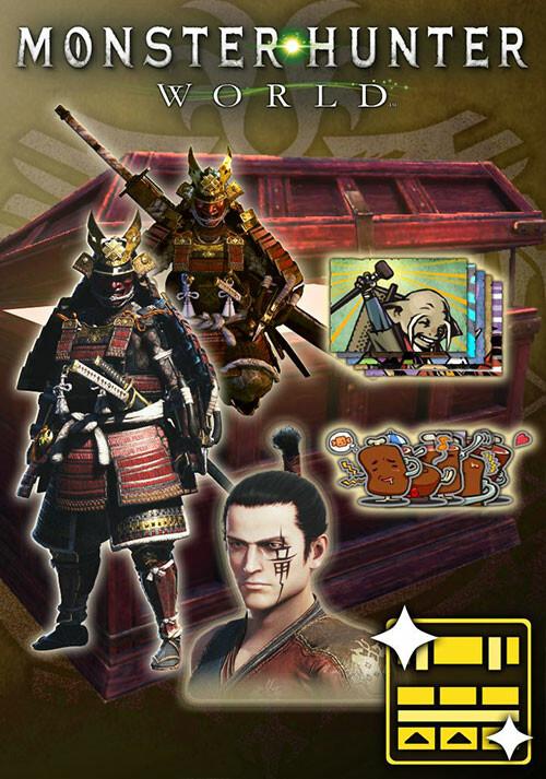 Monster Hunter: World - Deluxe Kit - Packshot
