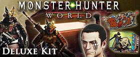 Monster Hunter World - Deluxe Kit