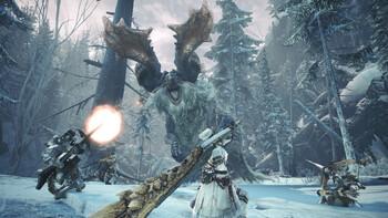 Screenshot3 - Monster Hunter World: Iceborne