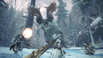 Screenshot3 - Monster Hunter World: Iceborne