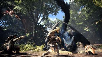 Screenshot4 - Monster Hunter World: Iceborne