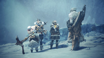 Screenshot6 - Monster Hunter World: Iceborne