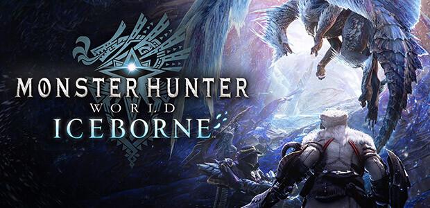 Monster Hunter World: Iceborne - Cover / Packshot