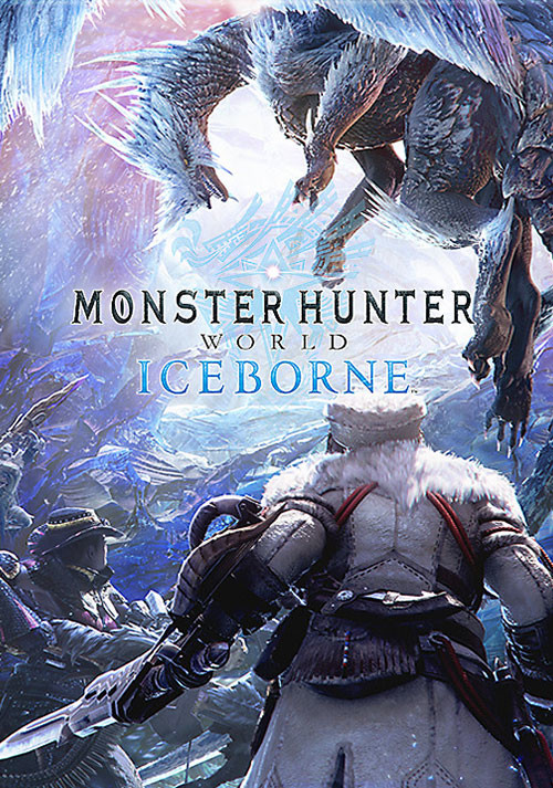 Monster Hunter World: Iceborne - Cover / Packshot