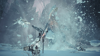 Screenshot2 - Monster Hunter World: Iceborne