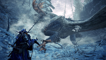 Screenshot5 - Monster Hunter World: Iceborne