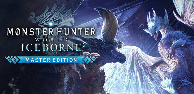 Monster Hunter World: Iceborne Master Edition - Cover / Packshot