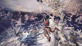 Screenshot1 - Monster Hunter World: Iceborne Master Edition - Deluxe