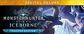 Monster Hunter World: Iceborne Master Edition - Deluxe