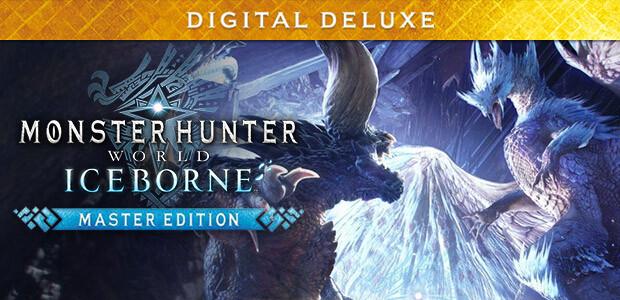 Monster Hunter World: Iceborne Master Edition - Deluxe