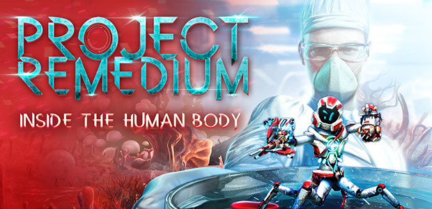 Project Remedium - Cover / Packshot