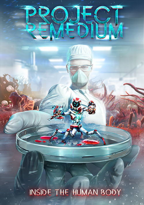 Project Remedium - Cover
