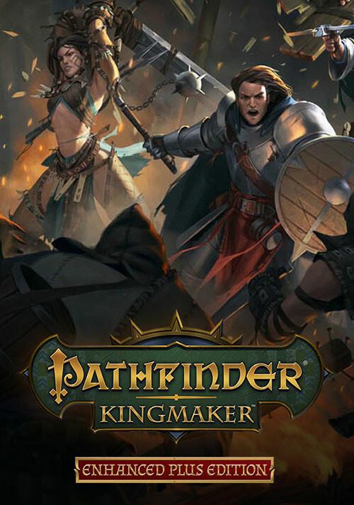 Pathfinder: Kingmaker - Enhanced Plus Edition - Cover / Packshot