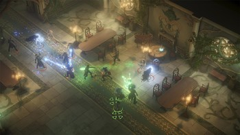 Screenshot1 - Pathfinder: Kingmaker - Noble Edition