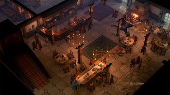 Screenshot2 - Pathfinder: Kingmaker - Royal Edition