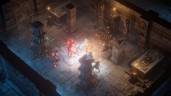 Screenshot4 - Pathfinder: Kingmaker - Royal Edition