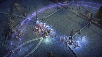 Screenshot6 - Pathfinder: Kingmaker - Royal Edition