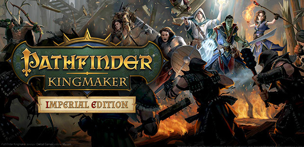 Pathfinder: Kingmaker - Imperial Edition - Cover / Packshot
