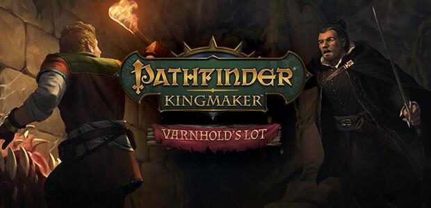 Pathfinder: Kingmaker - Varnhold's Lot - Cover / Packshot