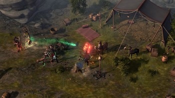 Screenshot1 - Pathfinder: Kingmaker - Varnhold's Lot