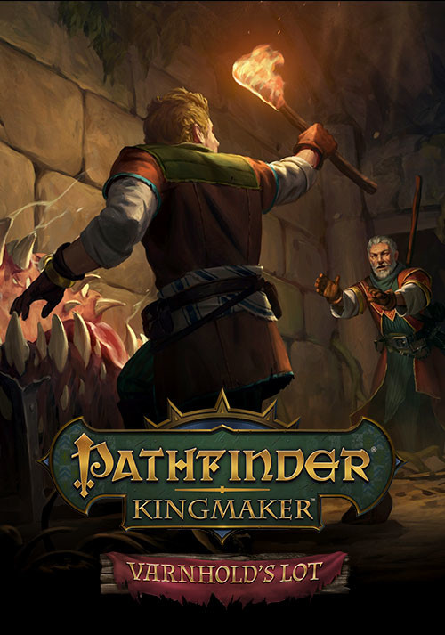 Pathfinder: Kingmaker - Varnhold's Lot - Cover / Packshot