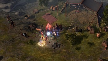Screenshot2 - Pathfinder: Kingmaker - Varnhold's Lot