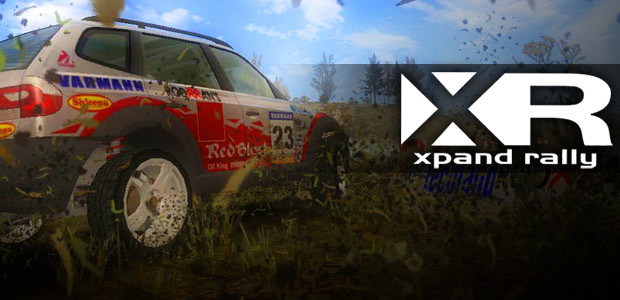 Xpand Rally - Cover / Packshot