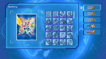 Screenshot1 - Mega Man X Legacy Collection 1+2 Bundle / ロックマンX アニバーサリー コレクション 1+2 バンドル