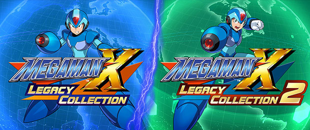 25 Minutes of Mega Man X Legacy Collection Gameplay