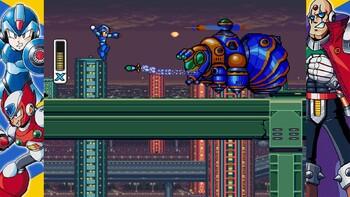 Screenshot6 - Mega Man X Legacy Collection 1+2 Bundle / ロックマンX アニバーサリー コレクション 1+2 バンドル