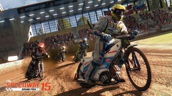 Screenshot3 - FIM Speedway Grand Prix 15