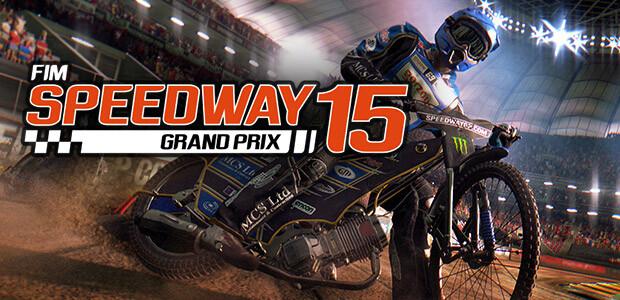 FIM Speedway Grand Prix 15 - Cover / Packshot