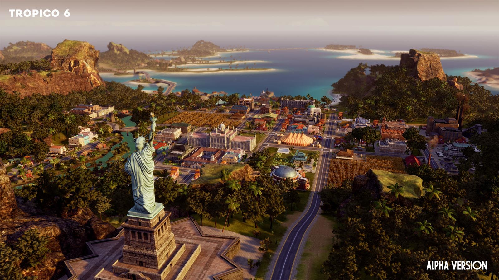 Tropico 6 [Steam CD Key] for PC and Linux - Buy now