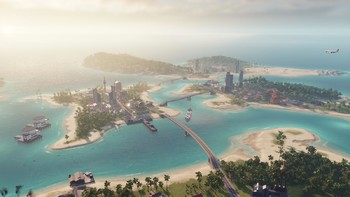 Screenshot1 - Tropico 6 El Prez Edition