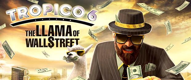 Tropico 6 - Llama of Wall Street