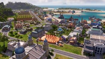 Screenshot1 - Tropico 6 - Llama of Wall Street