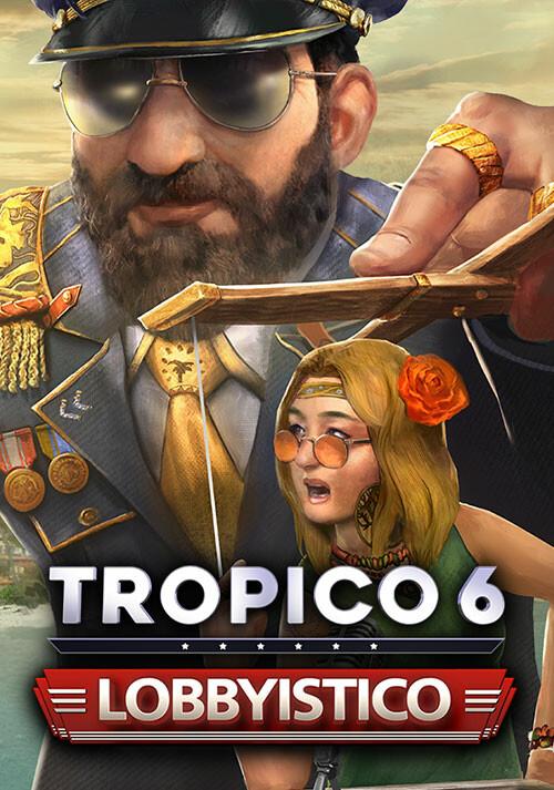 Tropico 6 - Lobbyistico - Cover / Packshot