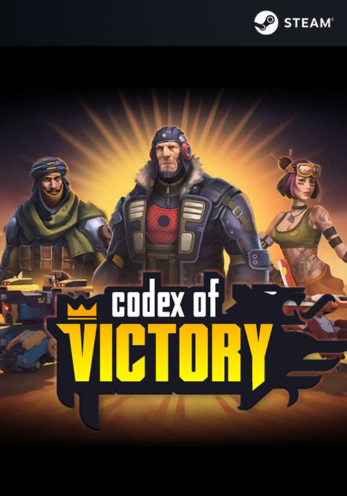 Codex of Victory - Cover / Packshot