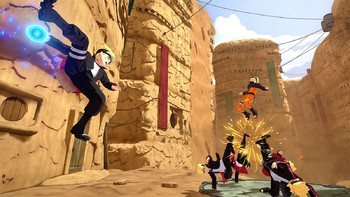 Screenshot2 - NARUTO TO BORUTO: SHINOBI STRIKER Deluxe Edition
