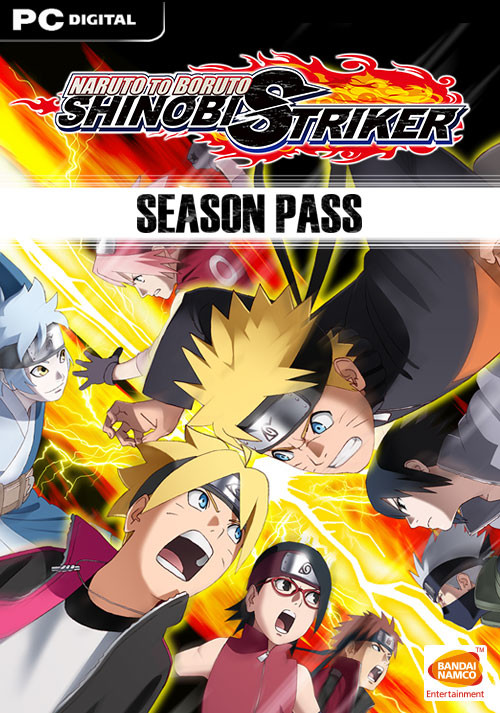 NARUTO TO BORUTO: SHINOBI STRIKER Season Pass - Cover