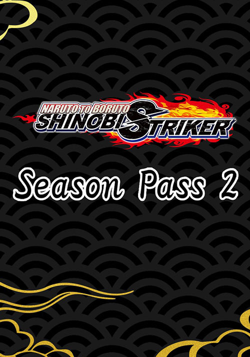 NARUTO TO BORUTO: SHINOBI STRIKER Season Pass 2 - Cover / Packshot