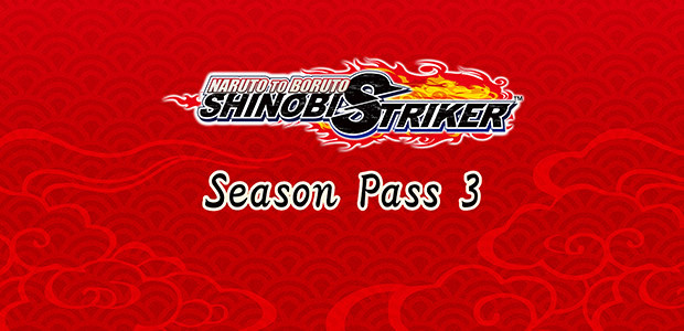 NARUTO TO BORUTO: SHINOBI STRIKER Season Pass 3 - Cover / Packshot