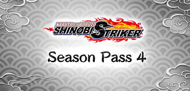 NARUTO TO BORUTO: SHINOBI STRIKER Season Pass 4 - Cover / Packshot