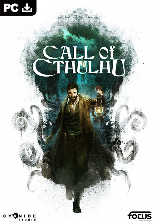 Call of Cthulhu - Cover