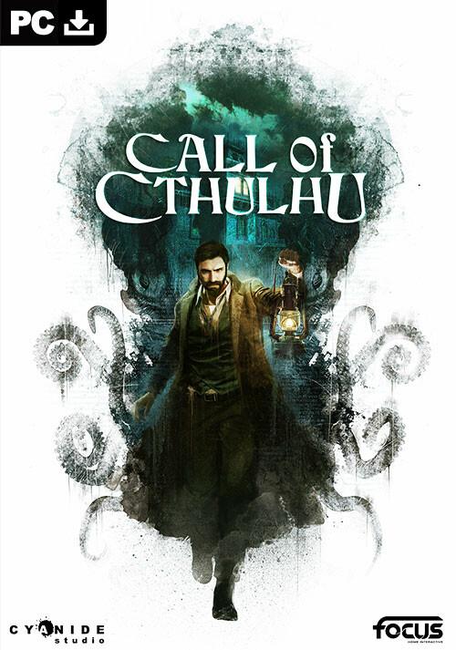 Call of Cthulhu (GOG) - Cover / Packshot